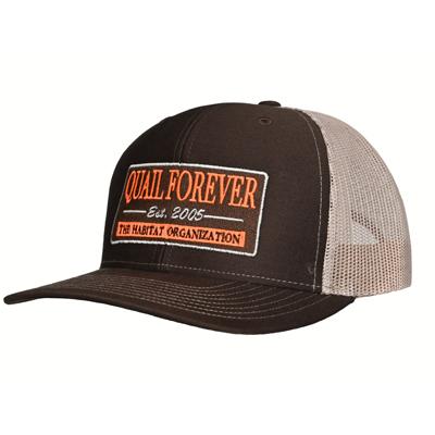 QF Richardson Established 2005 Hat - Meshback