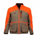 QF Gamehide Fencline Jacket - Tan/Blaze