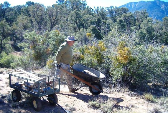 From native grass plantings to installing guzzlers for western quail species, Quail Forever chapter volunteers help impact thousands of acres annually for quail and upland wildlife.