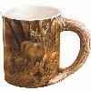 Rustic Retreat Sculpted Mug