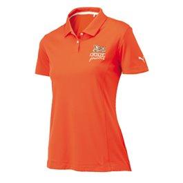 QF Puma Womens Golf Shirt