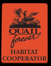 QF Habitat Cooperator Sign