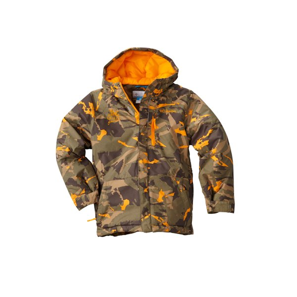 QF Columbia Youth Lightning Lift Jacket