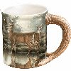 Tranquil Water Sculpted Mug