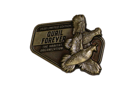 QF 2020 Limited Edition Pin