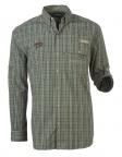 QF Columbia Sharptail Shirt - Green