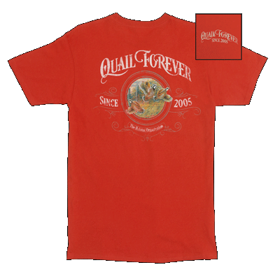 QF Flushing T-Shirt - Red