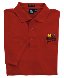 QF Dunbrooke Omni Polo - Red