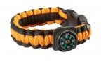 QF Survival Bracelet with Compass