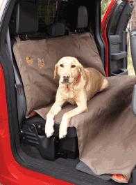 PF/QF Mud River Double Barrel Seat Cover-XL