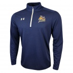 QF Under Armour Microthread 1/4 Zip - Navy