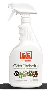 Pets Rule Odo Ban-Eliminator & Disinfectant 32oz.