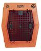QF Bird Dogs 4 Hab. Ruff Land Kennel -INTERM-Orange (Drop Ship)
