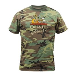 QF Youth Camouflage T-Shirt