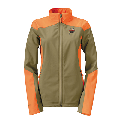 QF Orvis Womens Upland Softshell Jacket