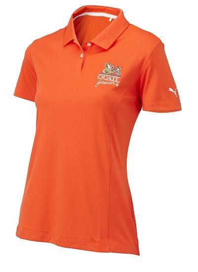 QF Puma Women's Golf Shirt