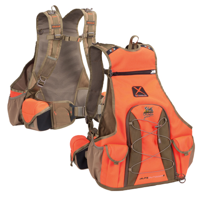 QF ALPS Upland Game Vest