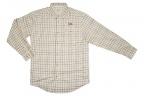 QF Boyt Classic Tattersall Plaid Shirt