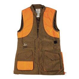QF Beretta Womens Wax Cotton Upland Vest
