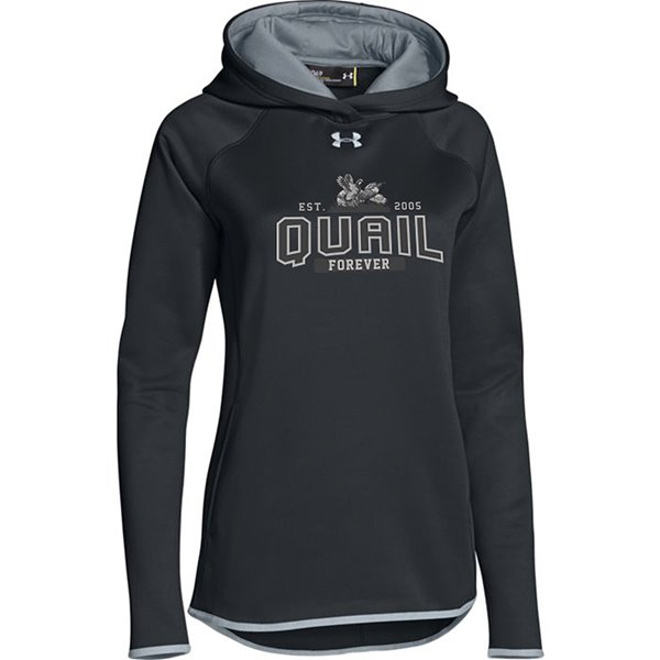 QF Under Armour Women's Double Threat Hoody