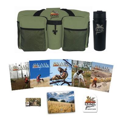 Affiliate Membership + QF Travel Bag and Tumbler