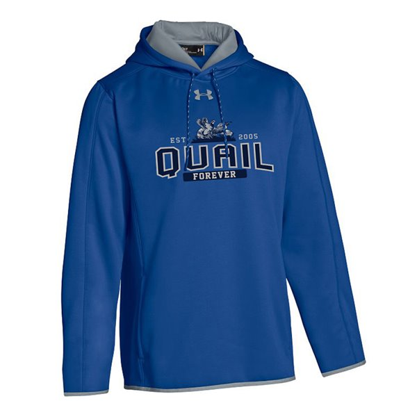 QF Under Armour Double Threat Hoody