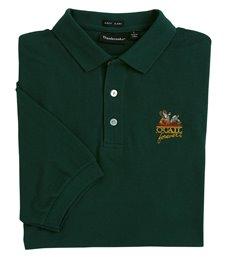 QF Dunbrooke Omni Polo - Green