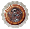 QF Bobwhite Brew Bottlecap Wall Art