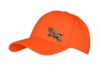 QF Cornered Quail Hat-Orange