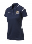 QF Nike Women's Gameday Polo - Navy