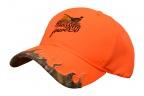 PF Flaming Camo Hat - Orange w/Realtree Camo